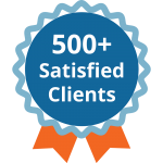 500+ Happy Clients