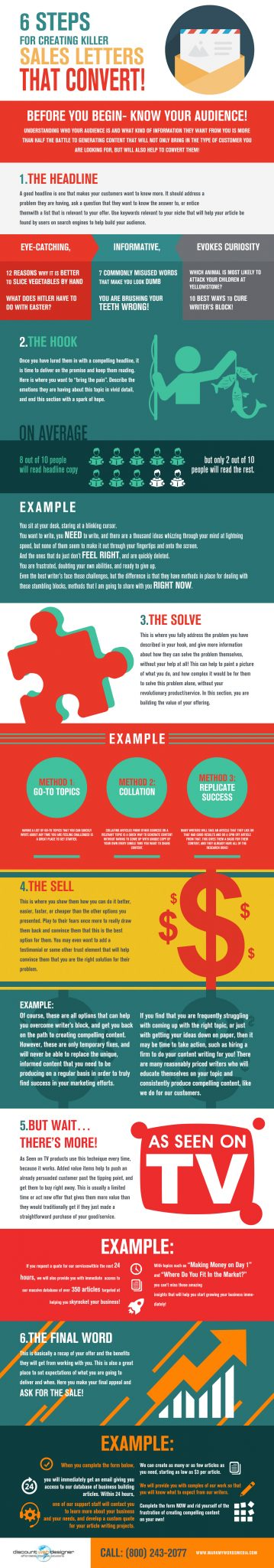 How To Write Killer Sales Letters