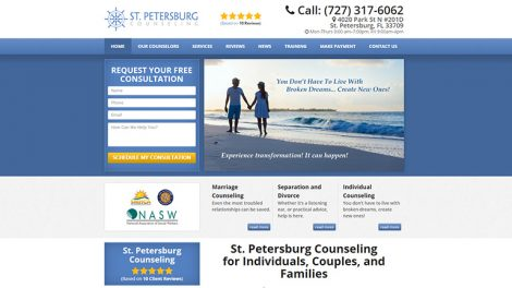 St. Petersburg Counseling, Licensed Family, Couple, & Individual Counseling