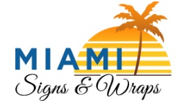 Miami Signs & Wraps, Miami Sign Company Logo