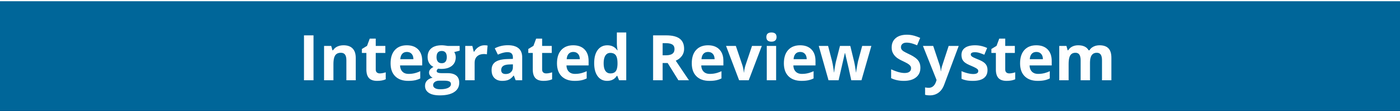 Integrated Review System