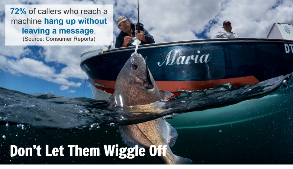 Don't Let Them Wiggle Off!